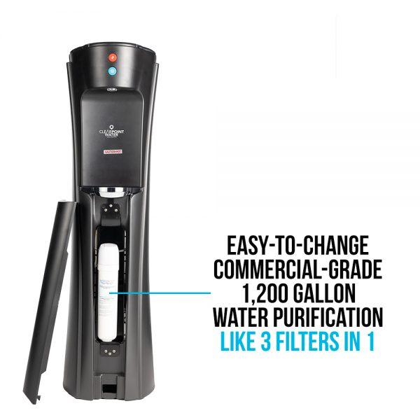 Olympia bottleless water cooler filter